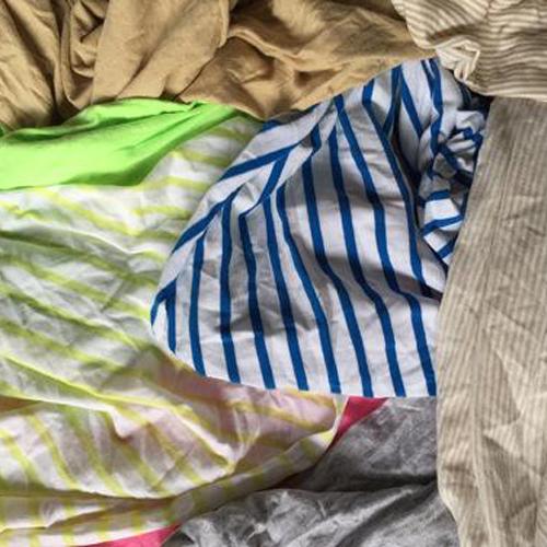 布,衣物打包机