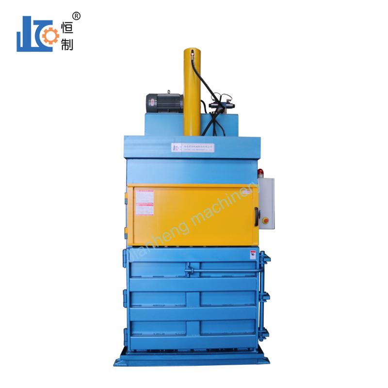 废纸液压打包机在使用过程中的注意事项