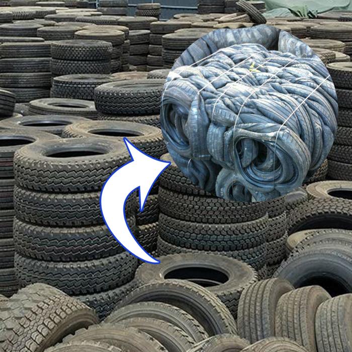 轮胎打包机