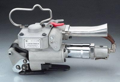 PET塑钢带气动打包机