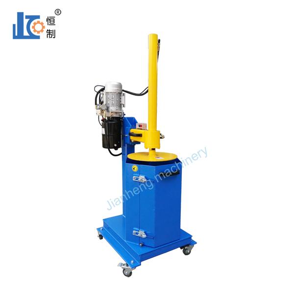 废纸液压打包机液压油发热八个原因及方法检测