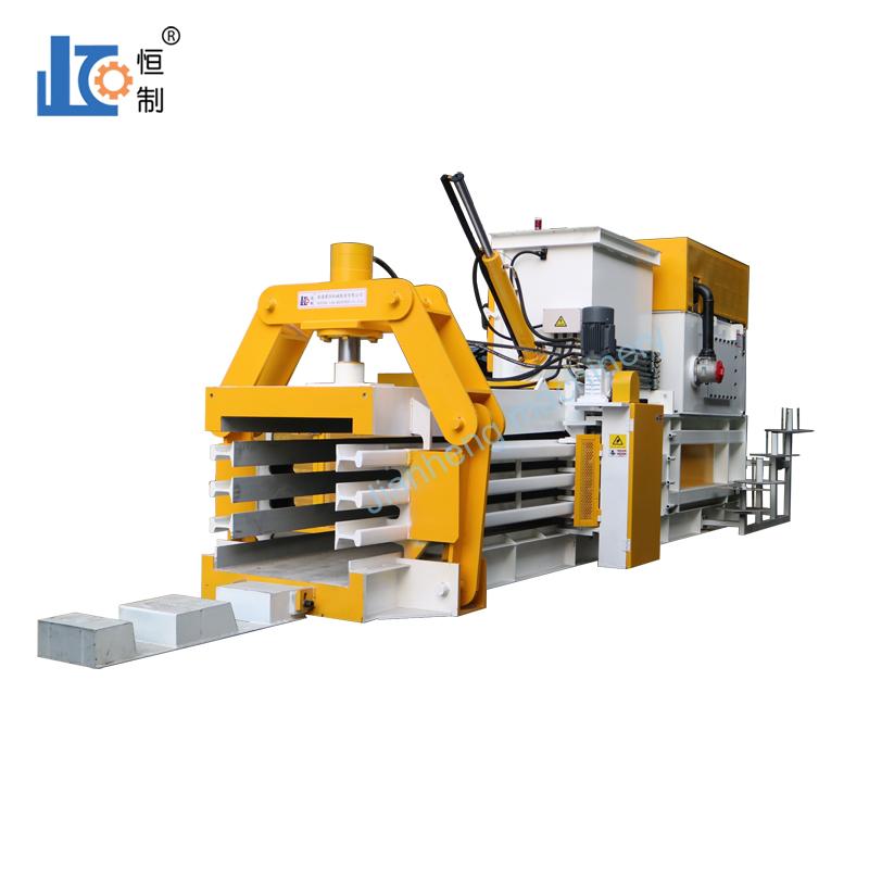 废纸打包机的特性以及生产效率的影响因素