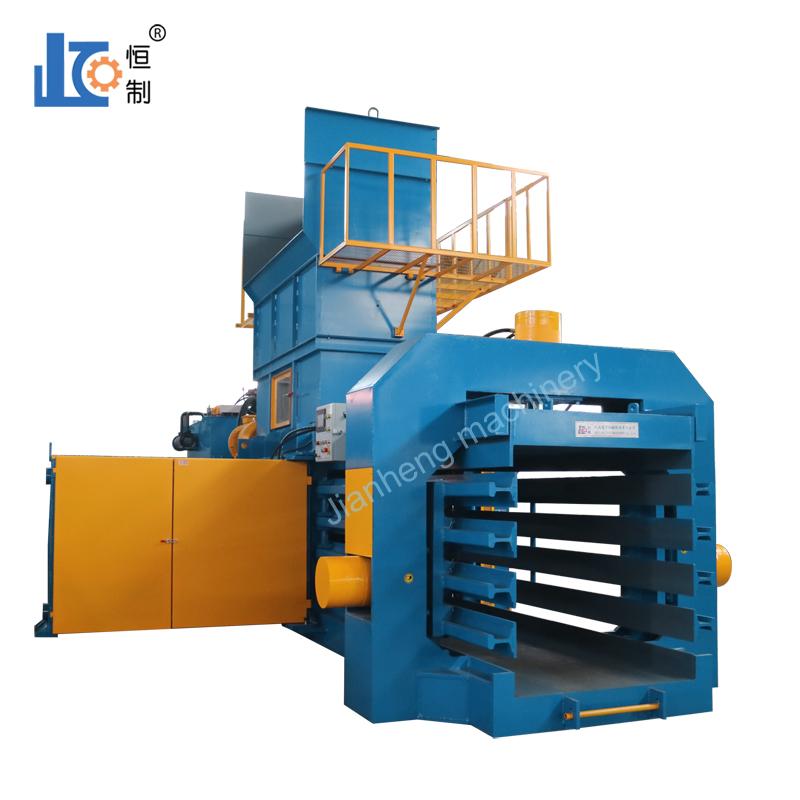 影响废纸打包机生产效能的因素以及打包机拆卸要注意