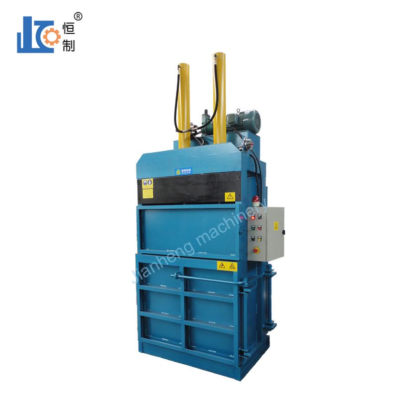 什么原因导致液压废纸打包机的液压油出现发热?