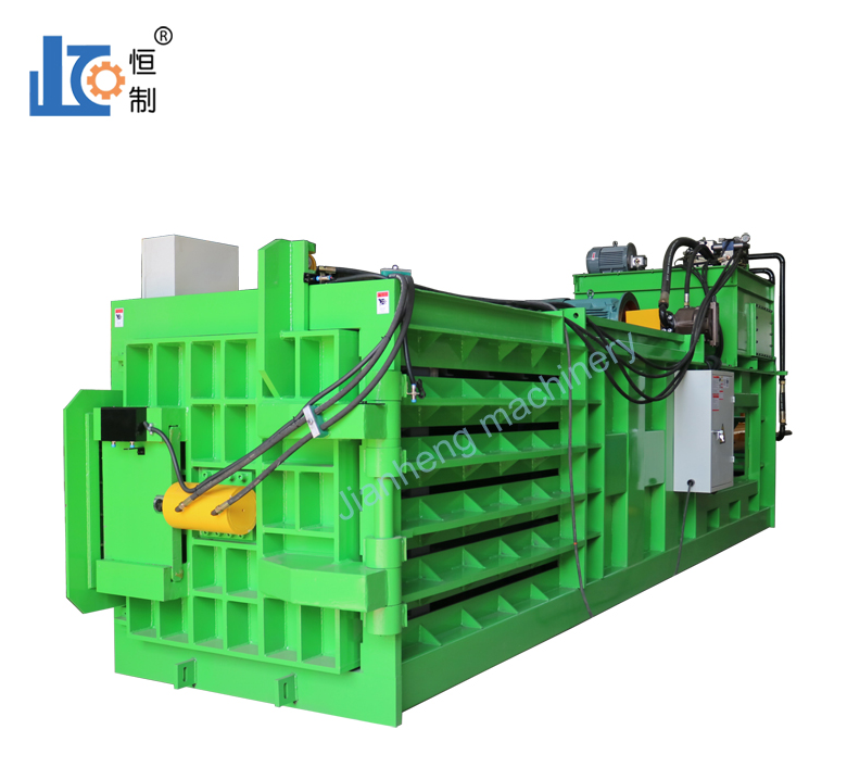 建恒打包机厂家分享废纸打包机怎样选购?